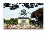 Kusunoki Masashige's Statue