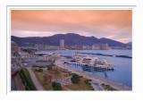 Lake Biwa Sunrise 2