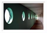 Biwako Hotel Corridor