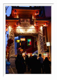 Chinatown Gate - Kobe