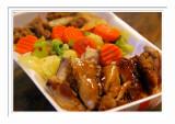 Beef & Chicken Teriyaki