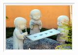 Little Monks - Writing Lesson