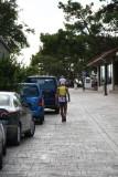 Leaving Corinth