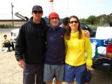 Brain Polley, Craig Holloway & Patty Haskins