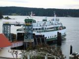 an early ferry