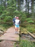 JulieAnn & Eric at Twin Lakes
