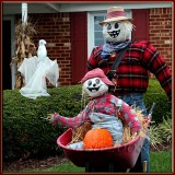 18 OCT 08 SCARECROWS