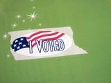 12 FEB 08 I VOTED