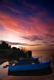 Sunrise on Nero Lake