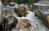 Rubikon rapid. Khara-murin river