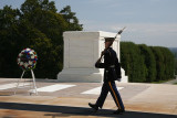 The Tomb of the Unknowns at Arlington National Cemetery
