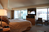 Our room at the Pan Pacific