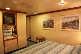 Our Cabin on the Diamond Princess