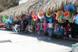Acapulco beach market