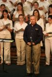 Director of Samford University A Cappella Choir
