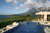Pool at Hotel Linda Vista and Arenal Volcano