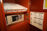 Cabin 5567 - safe