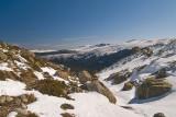 Vista en las montañas / View in the mountains