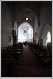 Cerceuil dans l'eglise Ste Maxime de Wismes Amy Fournier Wright