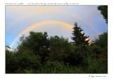 Dream over a rainbow