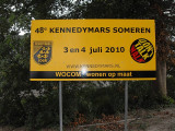 Kennedymars Someren 2010