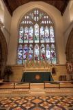 St Mary's East window, Horsham
