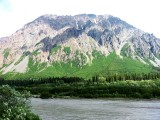 Panorama Mountain & Nenana River