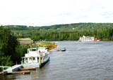 Float Plane Landing on Chena River III