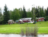 Cabin on Chena River