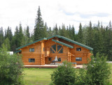 Modern Cabin on Chena River