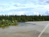 Returning to Chena from Tanana River