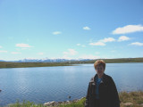 Lunch at Toolik Lake