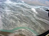 Braided River from Air