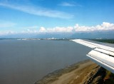 Landing in Anchorage