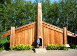 Tlingit Style Lodge