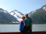 Portage Lake & Glaciers