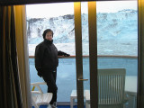 Balcony View of Harvard Glacier