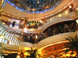 Atrium of Island Princess