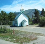 Carcross St Saviour's Anglican Church (1904)