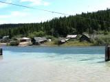 Carcross Across Natasaheen River