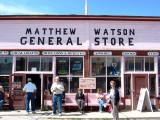 Oldest Operating Store in Yukon Territory (1910)