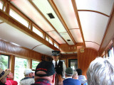 On Board White Pass & Yukon RR