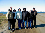Below 20 with Wind Chill - Bill, Susan, Doreen, Phil, Susan, Kevin