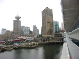 Docked in Vancouver
