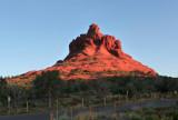 Sunset at Bell Rock, Sedona, AZ