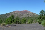Sunset Crater, Cinder Cone Volcano