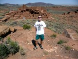 Remains of Wupatki Pueblo, AZ