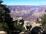 Ten Miles to the North Rim of the Grand Canyon