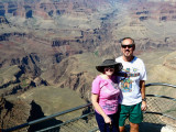 Yavapai Point Overlooking the Grand Canyon