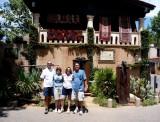 Bill, Susan, Susan, & Kevin in Tlaqupaque